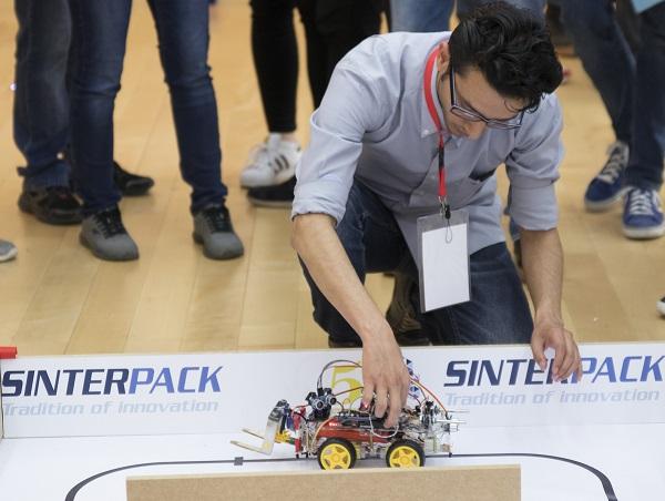 Sinterpack participa este sábado, día 6 de abril, en el III Desafío ASTI